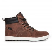 Polecat Men's Waterproof Warm Lined Boots 13 Brun