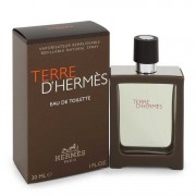 Hermes Terre D'Hermes Eau De Toilette Spray Refillable 1 oz / 29.57 mL Men's Fragrances 543268