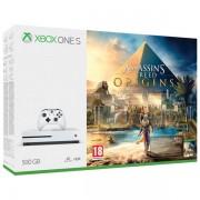 Microsoft igrača konzola Xbox One S 500GB + Assassin's Creed Origins
