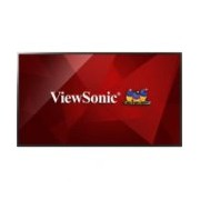 MONITOR SEÑALIZACION DIGITAL LED VIEWSONIC 43, CDE4302, FULL HD 1920 X 1080, HDMI, VGA, USB, NEGRO