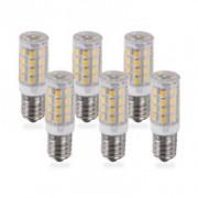 E14 LED Lamp Mini 4W Warm Wit Dimbaar 6-Pack