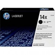 HP 14X Original Toner Cartridge CF214X Black