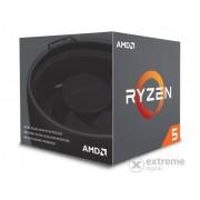 AMD Ryzen 5 2600 (3600Mhz 16MBL3 Cache 12nm 65W AM4) procesor