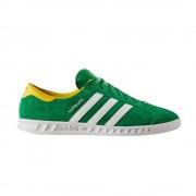 Adidas Sneakers Scarpe Uomo Hamburg, Taglia: 40 2/3, Per adulto Uomo, Verde, BB5299