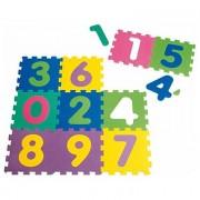 Playshoes TAPPETO PUZZLE EVA, 10 pezzi - colorato