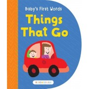 Baby's First Words: Things That Go, Hardcover