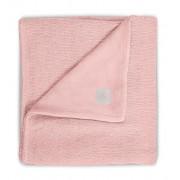 Jollein Deken Soft Knit Teddy 75x100cm Creamy Peach