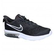 Nike Zwarte Sneakers Nike Air Max Sequent 4 EP