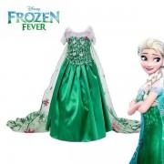 Frozen Fever kostim princeza Elsa