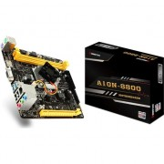 Placa de baza Biostar A10N-8800E, DDR4, Mini ITX