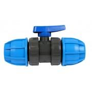 EFFAST KPE/PVC Csap 50/50mm