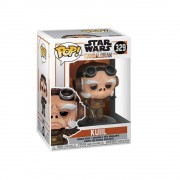 Funko Pop Bobble: Star Wars The Mandalorian Kuiil