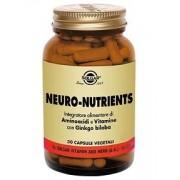 Solgar It. Multinutrient Spa Neuro-nutrients 30 Capsule Vegetali