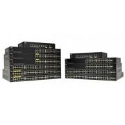 Switch Cisco Fast Ethernet SF250-48-K9-EU, 48 Puertos 10/100/1000Mbps + 2 Puertos SFP, 17,6 Gbit/s, 8000 Entradas - Gestionado