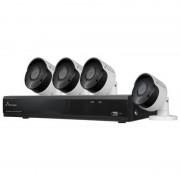 Nivian NV-KIT81-4CAM-5M Kit de Videovigilância