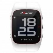 Polar M400 GPS reloj de deportes y actividad tracker - blanco