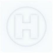 Skihelm kinderen blauw XS