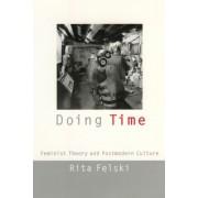 Doing Time - Feminist Theory and Postmodern Culture (Felski Rita)(Paperback / softback) (9780814727072)
