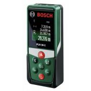 Ролетка лазерна PLR 30 C, 635 nm, 0,05-30,00 m, 0,08 kg 0603672120, BOSCH