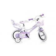"""Bicicleta copii DINO BIKES 126RSN, Roti 12"""", Fairy"""