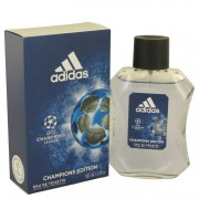 Adidas Uefa Champion League Eau De Toilette Spray 3.4 oz / 100.55 mL Men's Fragrances 539874