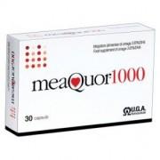U.G.A. Nutraceuticals Meaquor 1000 - integratore alimentare per il colesterolo 30 capsule
