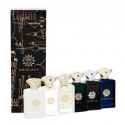Amouage Mini Set Modern Collection confezione regalo 6x 7,5 ml Eau de Parfum Beloved + Epic + Memoir + Honour + Interlude + Fate da uomo