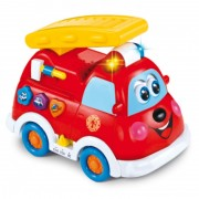Jucarie interactiva Camionul Fire Rescue - Baby Mix