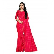Indian Style Sarees New Arrivals Women's Pink Sana Silk Party Wear Saree With Blouse Bollywood Latest Designer Saree