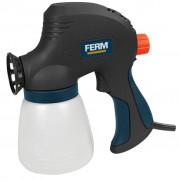 FERM Pistolet pulvérisateur de peinture en plastique SGM1012