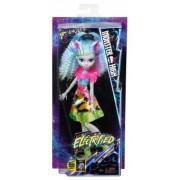 Monster High Electrified Hair Raising Silvi Timberwolf DVH66