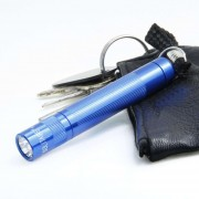 Blue torch Maglite Solitaire