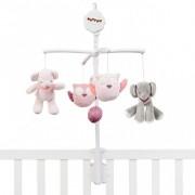 Nattou Adele & Valentine Collection - Cot Mobile