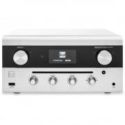 Internet CD radio Dual CR 900 Phantom AUX, Bluetooth, CD, DAB+, DLNA, NFC, UKW, USB, WLAN Podržava DLNA, Spotify Bijela