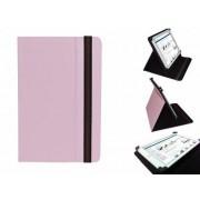 Uniek Hoesje voor de Hip Street Titan 7 Inch - Multi-stand Cover, Roze, merk i12Cover