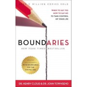 Boundaries Updated and Expanded Edition: When to Say Yes, How to Say No to Take Control of Your Life, Paperback