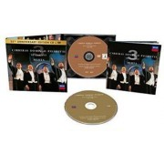 Video Delta Pavarotti / Domingo / Carreras / Mehta - Three Tenors 25th Anniversary - CD