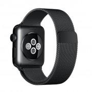 Xprotector milánói szíj Apple Watch (fekete) - 38/40mm