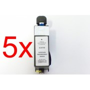 5 Black XL Tintenpatronen f. Kodak EasyShare 5100 5300 5500 ESP 3 5 7 9 3250 5210 5250 6150 7250 9250 Hero 7.1 9.1 Office Hero 6.1 6150