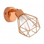 Eglo 95545 - LED Lampa spot ZAPATA 1xG9-LED/2,5W/230V