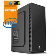 A-Comp Player, Intel Pentium G4400/8GB/SSD 120GB/HDD 500GB/nVidia GT1030/DVD