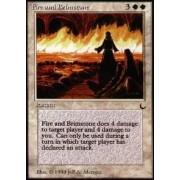 Magic: the Gathering - Fire and Brimstone - The Dark