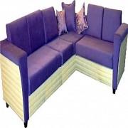 Stipe sofa L type sofas