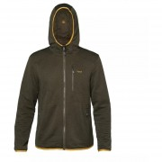 Chaqueta Hombre Two Faces Windbreaker Hoody Lippi - Verde Militar