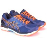 Asics GT-2000 NEW YORK RUNNING For Men(Navy, Orange)