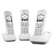 Siemens Téléphone sans fil SIEMENS GIGASET A420 Trio Blanc
