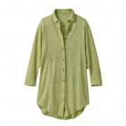Oversized shirt, avocado 44/46