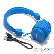 Slusalice NIA-X3 BT plave
