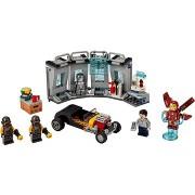 LEGO Super Heroes 76167 Iron Mana Armory