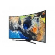 TELEVISION LED SAMSUNG 55 SMART TV SERIE MU6300, UHD 3,840 × 2,160, 3 HDMI, 2 USB CURVA